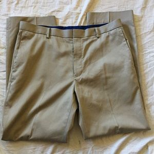 Banana Republic tailored slim fit 34 x 30 pants